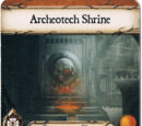 Archeotech Shrine