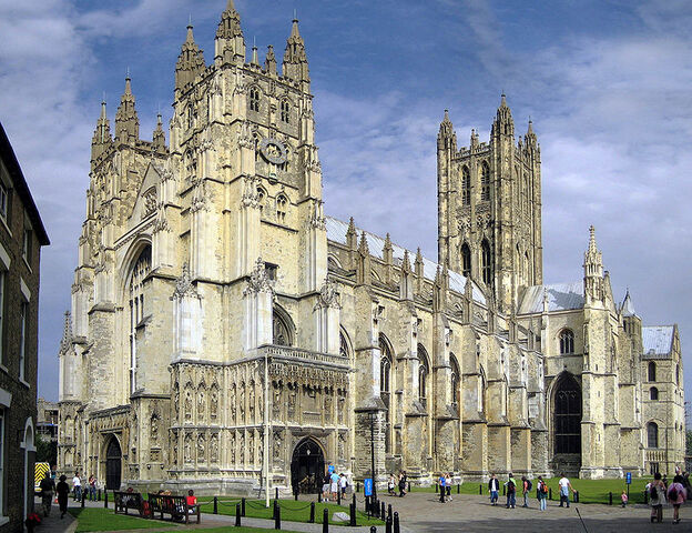 File:Canterbury Cathedral - Portal Nave Cross-spire.jpeg