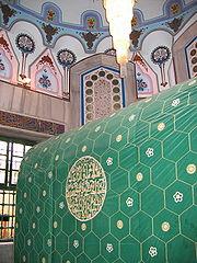 Abraham tomb