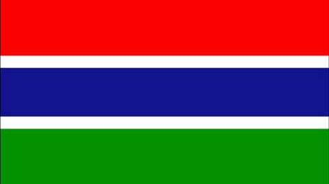 NATIONAL ANTHEM OF THE GAMBIA