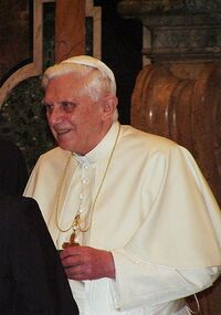 Pope Benedictus XVI january,20 2006 (17)