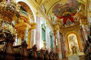 Jesuit Church, Vienna interior