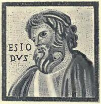 MosaicHesiod