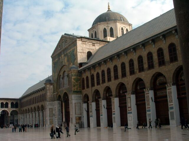 File:Omayyad mosque.jpg