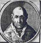 Portrait of Pope Clement V
