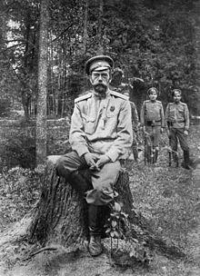 Nikolaus II. Russland