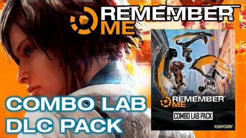 Remember Me - Combo Lab DLC Pack Gameplay · Flash Kick · Dragon Punch · Spinning Bird Kick · Pre-Order DLC