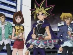 Yugi's Team
