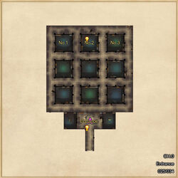 House of ruin map