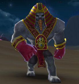 Lesser Sphinx