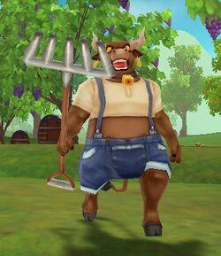 Mutated Mad Bull