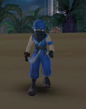 Sandstorm Thief
