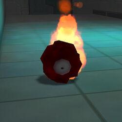 Big flame crop