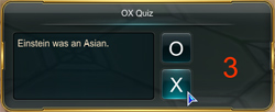 Gg events oxquestion