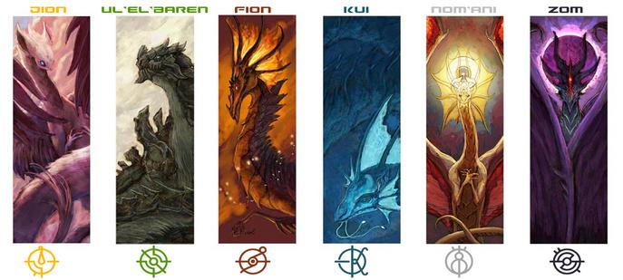 Gods of RoE