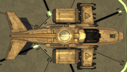 AV-5SpectreGunship-Top