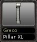 Greco Pillar XL