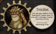Rare Mimics Trenchfoot