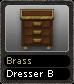 Brass Dresser B