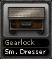Gearlock Sm. Dresser