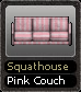 Squathouse Pink Couch