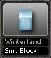 Winterland Sm. Block