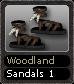Woodland Sandals 1