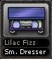 Lilac Fizz Sm. Dresser