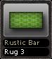 Rustic Bar Rug 3