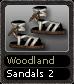 Woodland Sandals 2