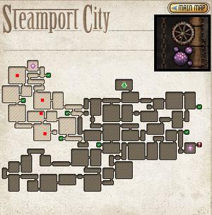 Gear locations