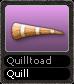 Quilltoad Quill