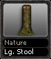 Nature Lg. Stool