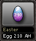 Easter Egg 210 AH