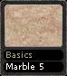 Basics Marble 5