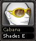 Cabana Shades E