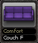 Comfort Couch F