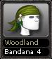 Woodland Bandana 4