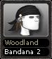 Woodland Bandana 2