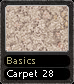 Basics Carpet 28