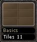 Basics Tiles 11