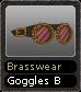 Brasswear Goggles B
