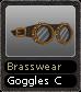 Brasswear Goggles C
