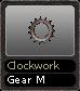 Clockwork Gear M