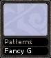 Patterns Fancy G