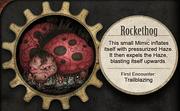 Rare Mimics Rockethog