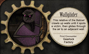 Mimics of Steamport City Wallglider