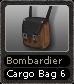 Bombardier Cargo Bag 6