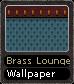 Brass Lounge Wallpaper