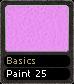 Basics Paint 25